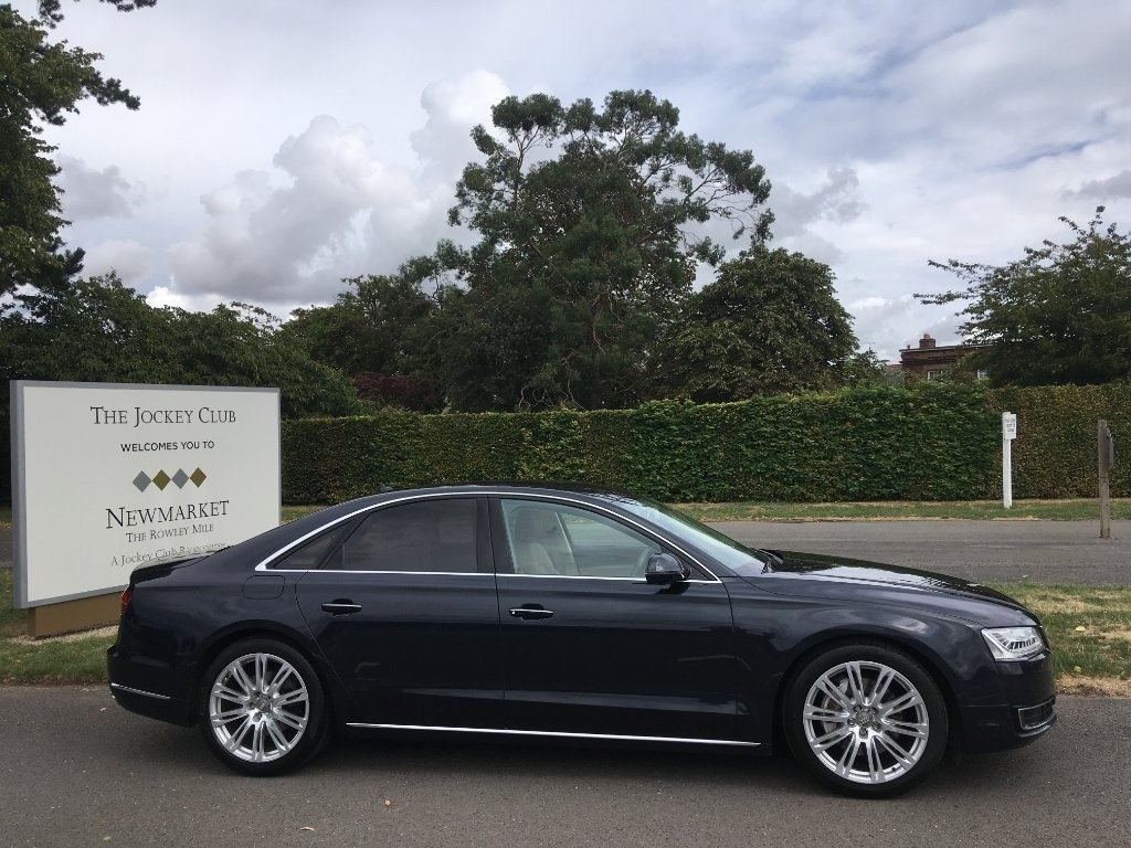 used Audi A8 TDI SE Executive Tiptronic Quattro 4dr in newmarket-suffolk