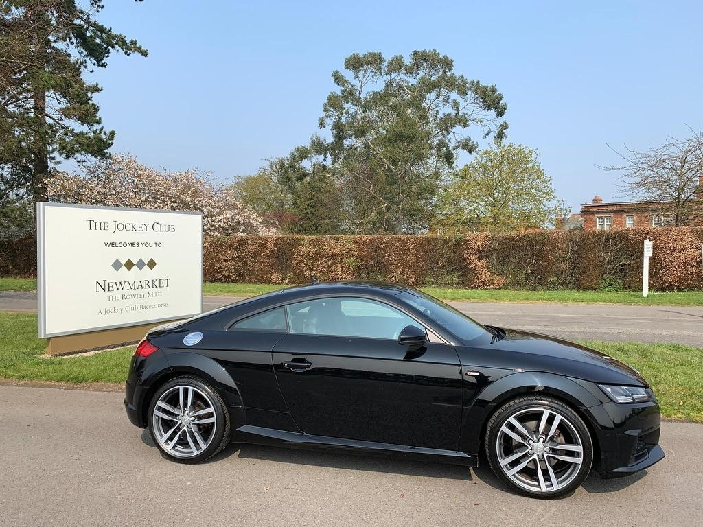 used Audi TT TDI ultra S line (s/s) 3dr in newmarket-suffolk