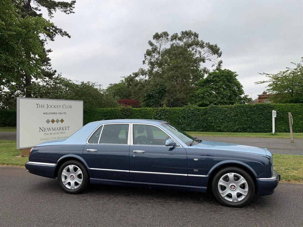 used Bentley Arnage R 4dr in newmarket-suffolk
