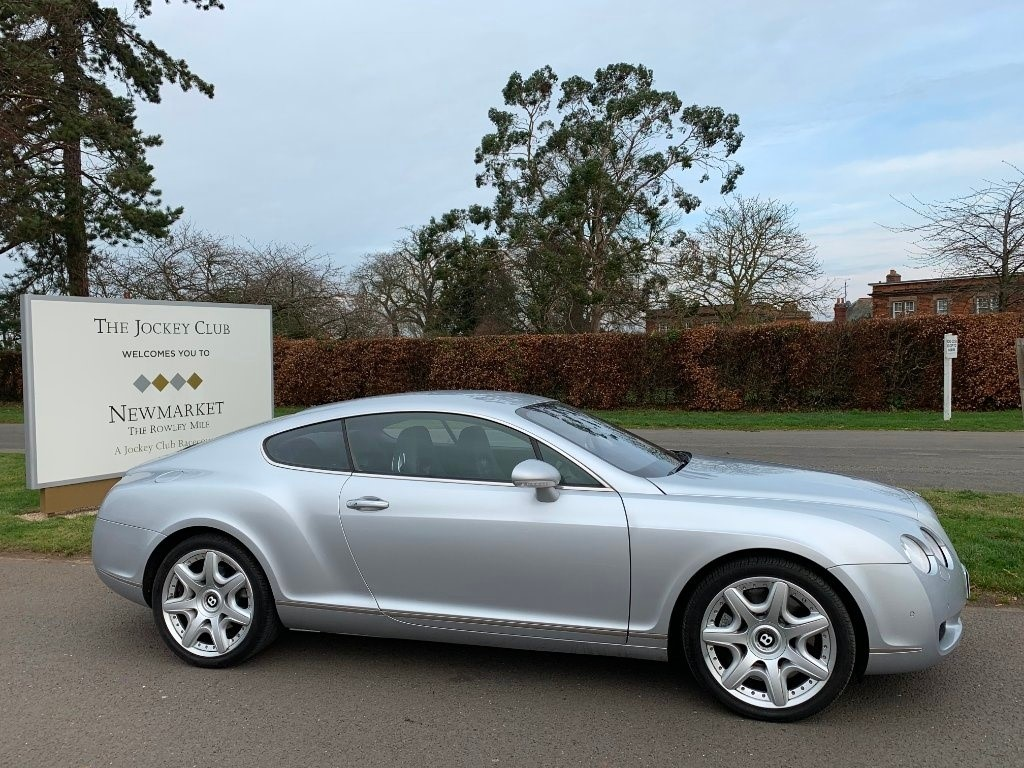 used Bentley Continental GT 2dr in newmarket-suffolk