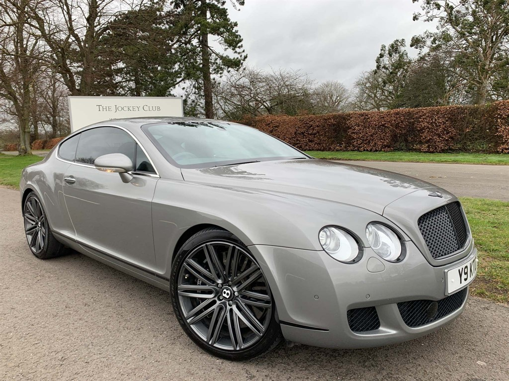 used Bentley Continental W12 GT Speed in newmarket-suffolk