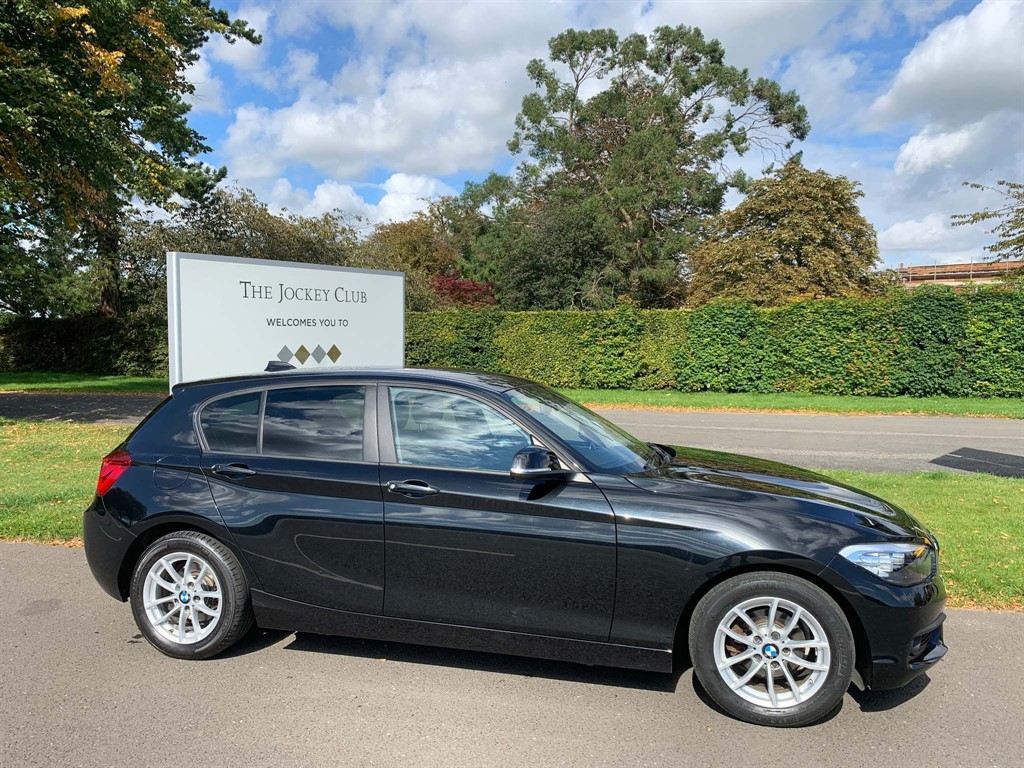 used BMW 116d ED Plus (s/s) in newmarket-suffolk