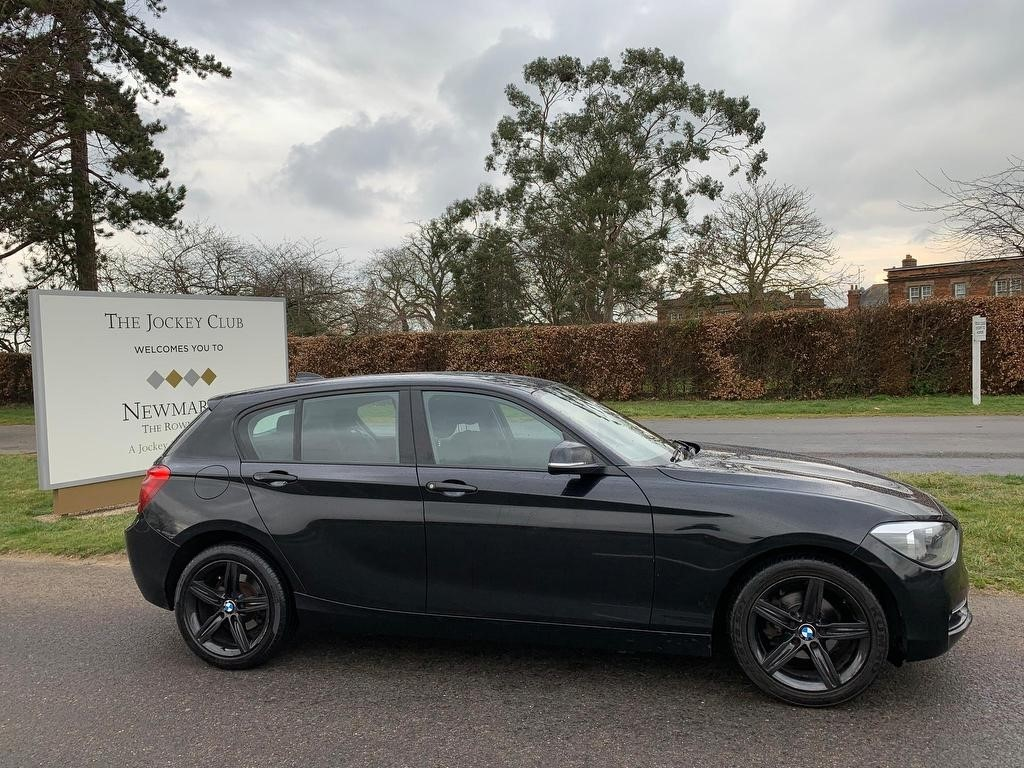 used BMW 116d 1 Series Sport Sports Hatch (s/s) 5dr in newmarket-suffolk