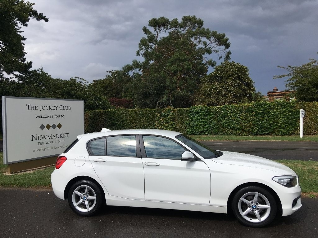 used BMW 116d 1 Series SE Sports Hatch (s/s) 5dr in newmarket-suffolk