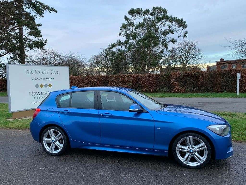 used BMW 116i 1 Series M Sport Sports Hatch (s/s) 5dr in newmarket-suffolk