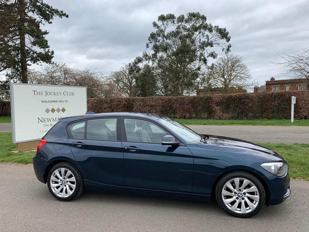 used BMW 116i 1 Series Urban eDrive 5dr in newmarket-suffolk