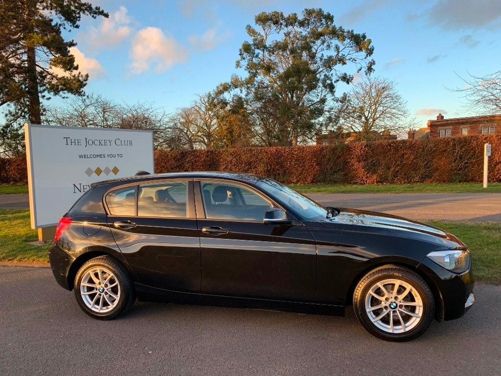 used BMW 118d 1 Series SE Sports Hatch (s/s) 5dr in newmarket-suffolk