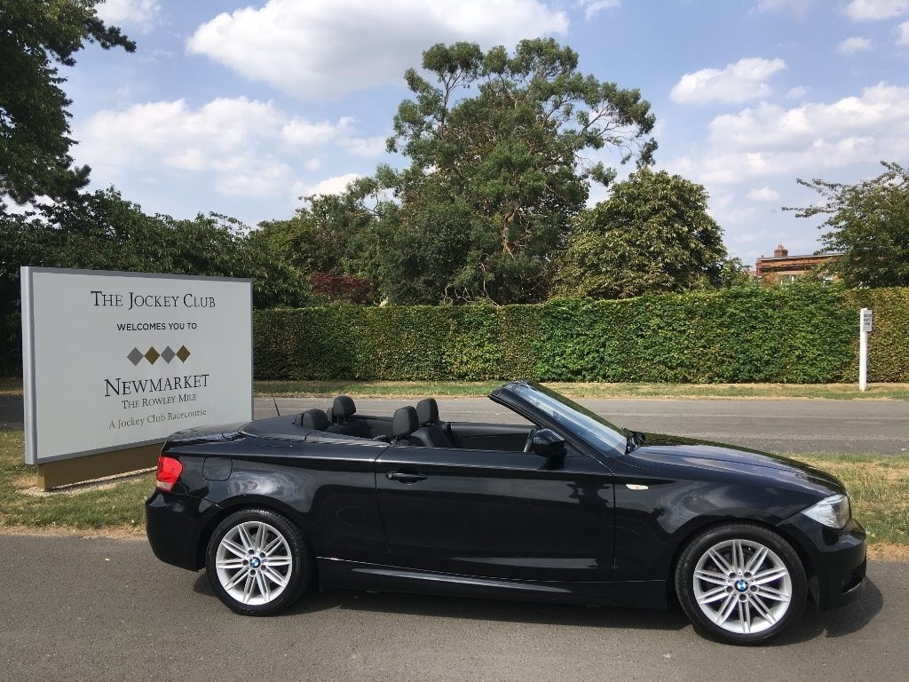 used BMW 118i 1 Series M Sport 2dr in newmarket-suffolk
