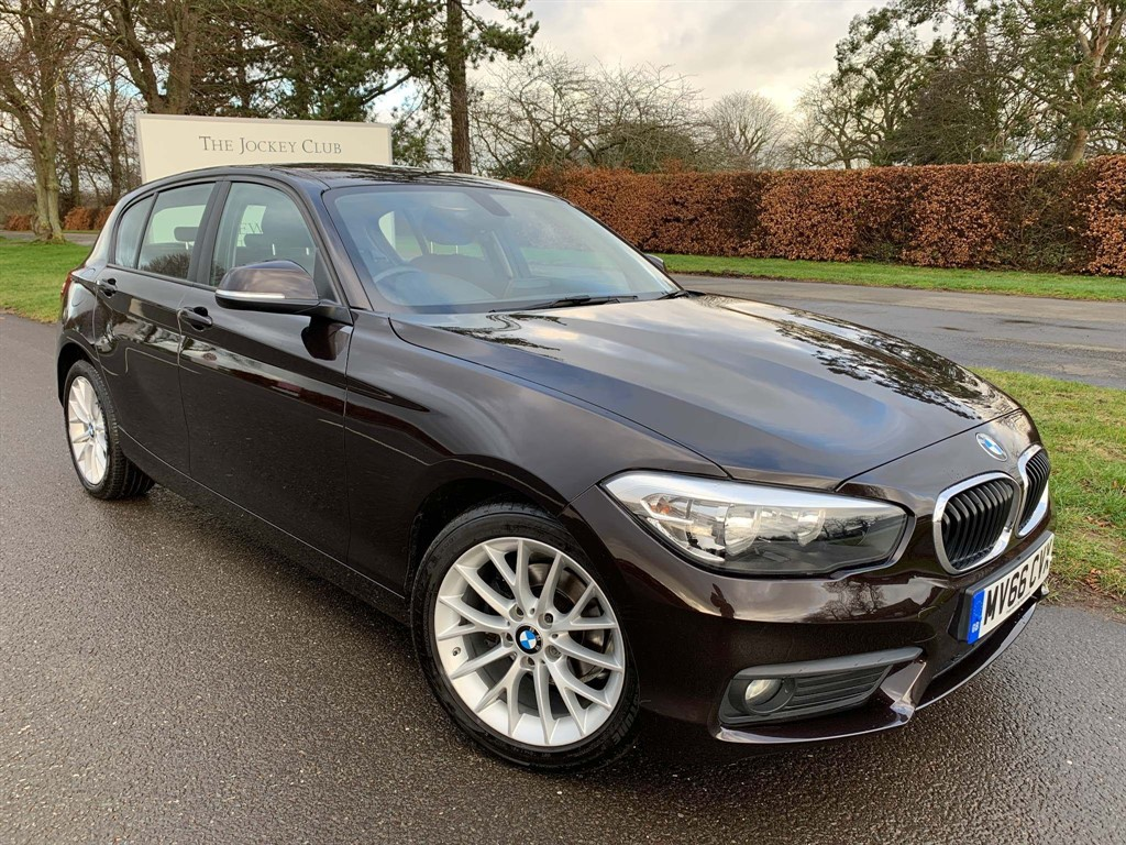 used BMW 118i SE (s/s) in newmarket-suffolk