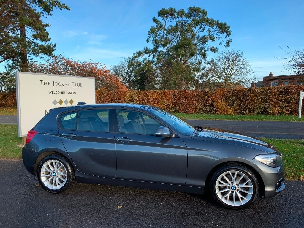 used BMW 120d 1 Series Sport Sports Hatch (s/s) 5dr in newmarket-suffolk