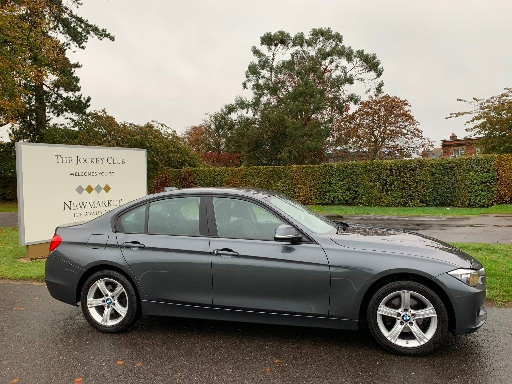 used BMW 316i 3 Series SE (s/s) 4dr in newmarket-suffolk