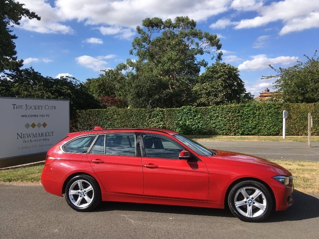 used BMW 318d 3 Series SE Touring (s/s) 5dr in newmarket-suffolk