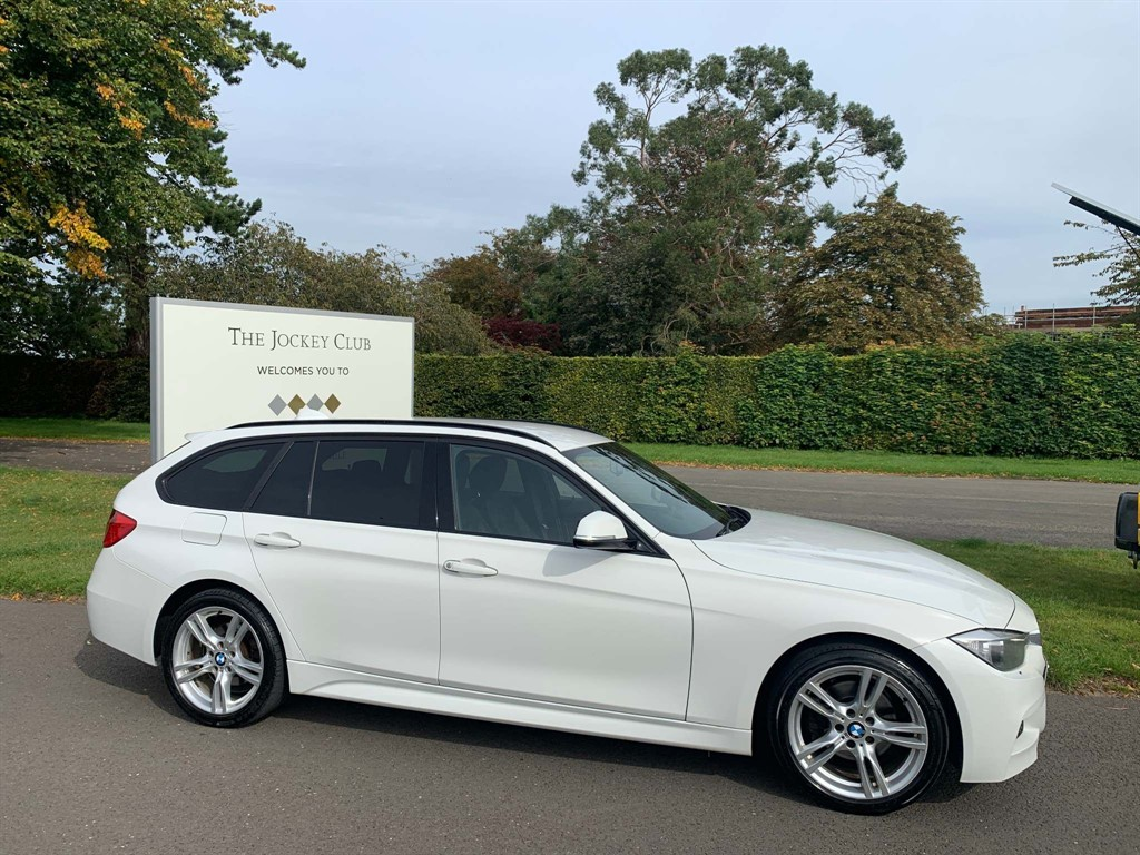 used BMW 320d M Sport Touring (s/s) in newmarket-suffolk