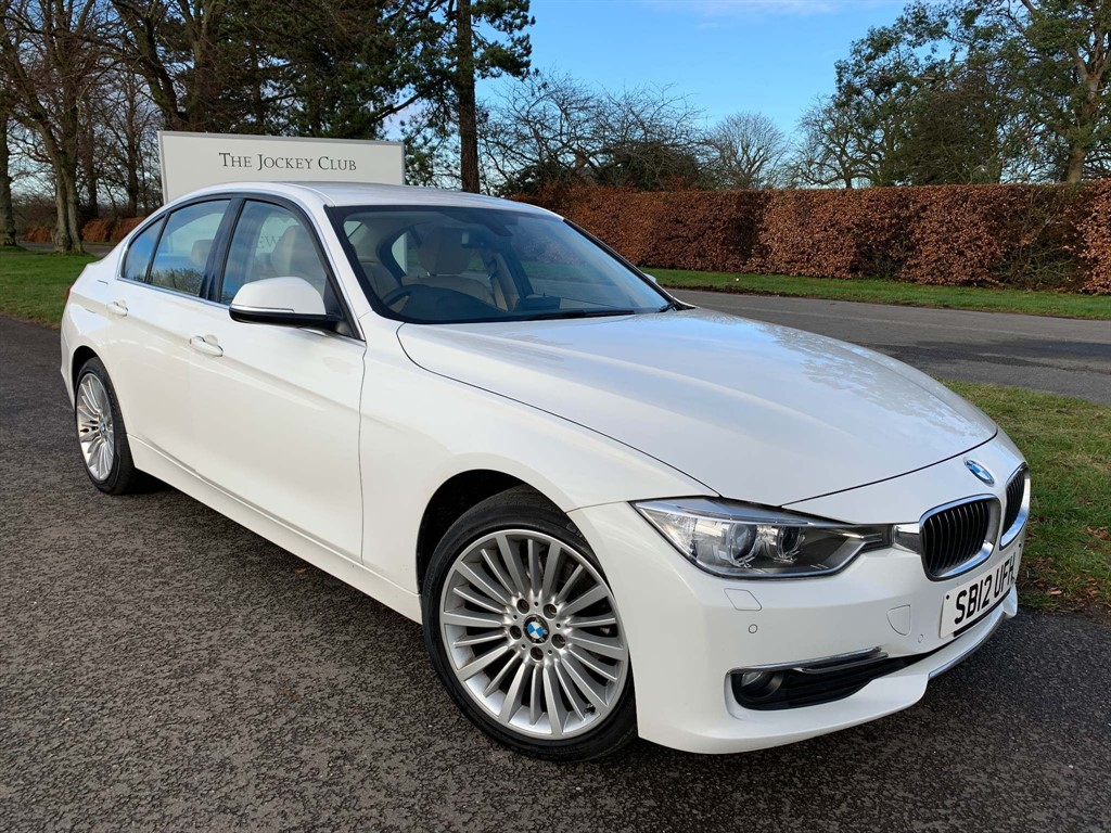 used BMW 320d Luxury in newmarket-suffolk