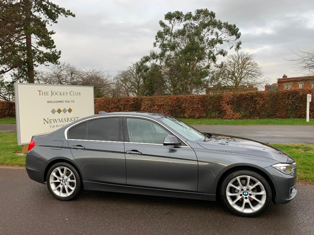 used BMW 320d 3 Series Luxury (s/s) 4dr in newmarket-suffolk