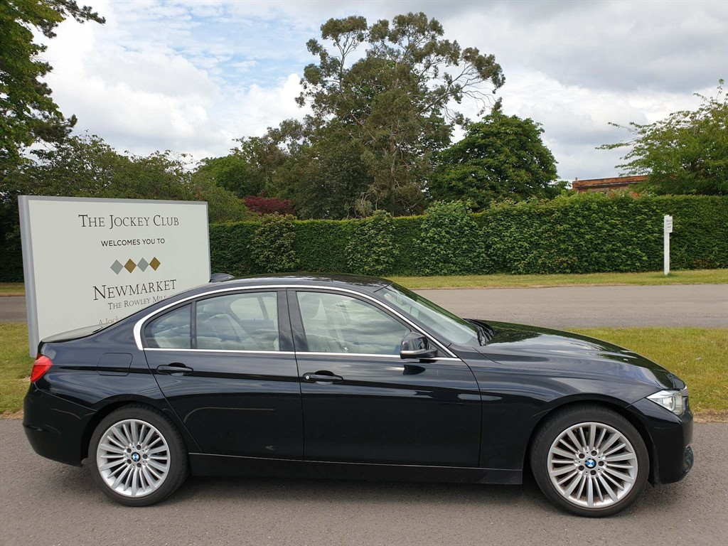 used BMW 320d Luxury xDrive (s/s) in newmarket-suffolk