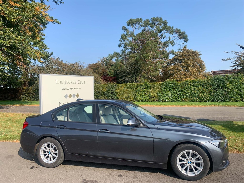 used BMW 320d BluePerformance ED Plus Auto (s/s) in newmarket-suffolk