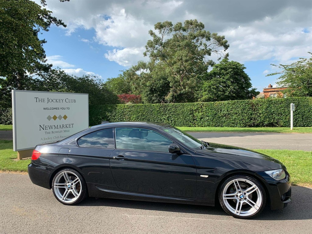 used BMW 320i M Sport in newmarket-suffolk
