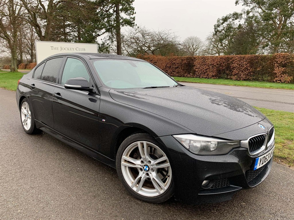 used BMW 330d BluePerformance M Sport Auto (s/s) in newmarket-suffolk