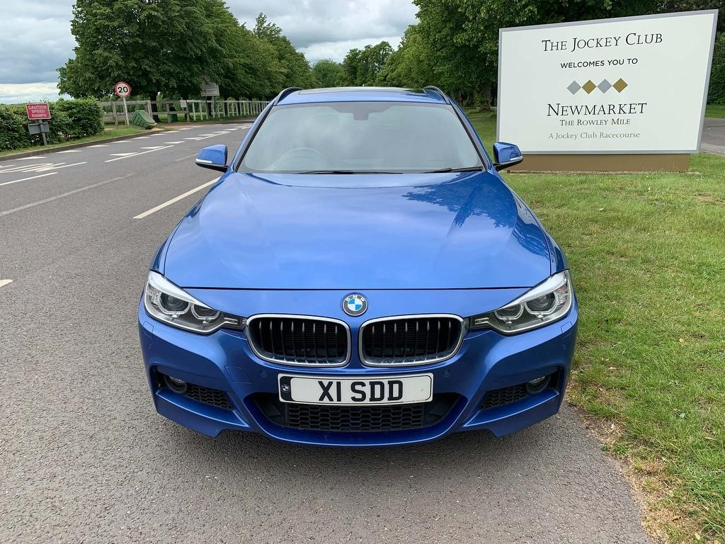 used BMW 335d 3 Series M Sport Touring Auto xDrive (s/s) 5dr in newmarket-suffolk