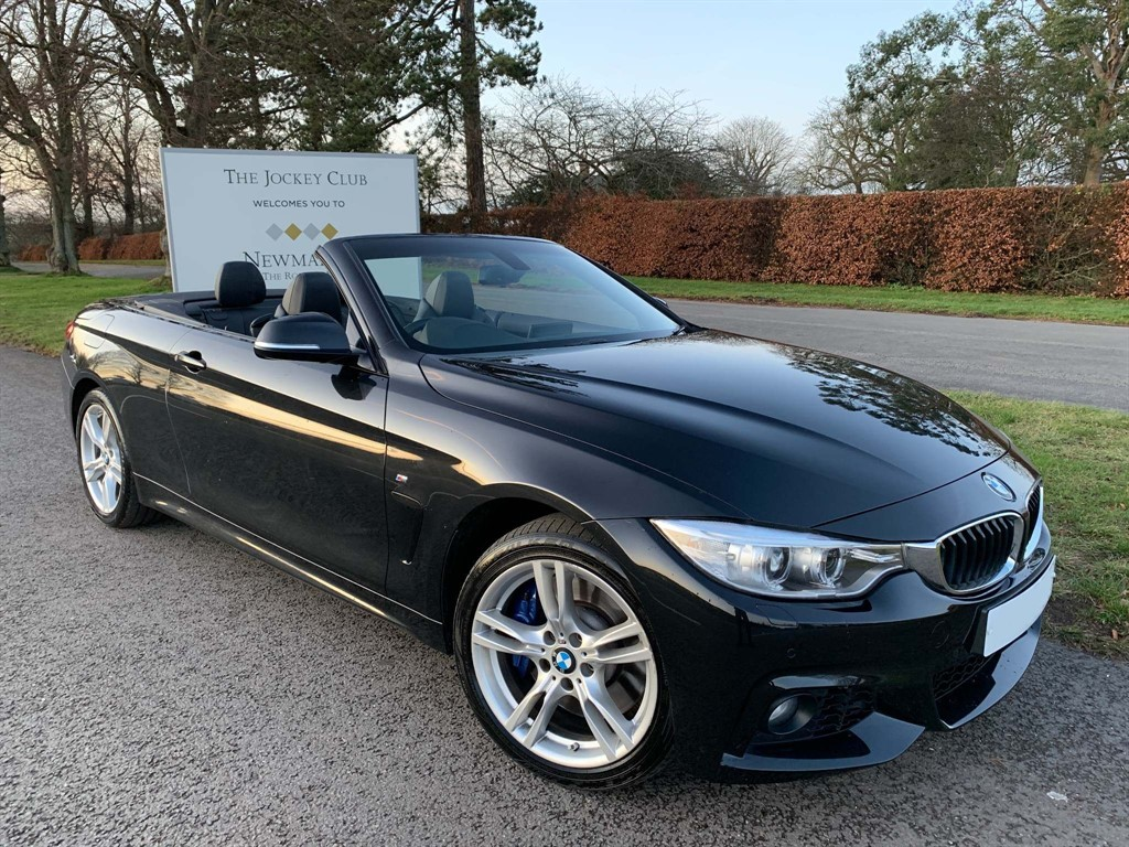 used BMW 435d M Sport xDrive in newmarket-suffolk