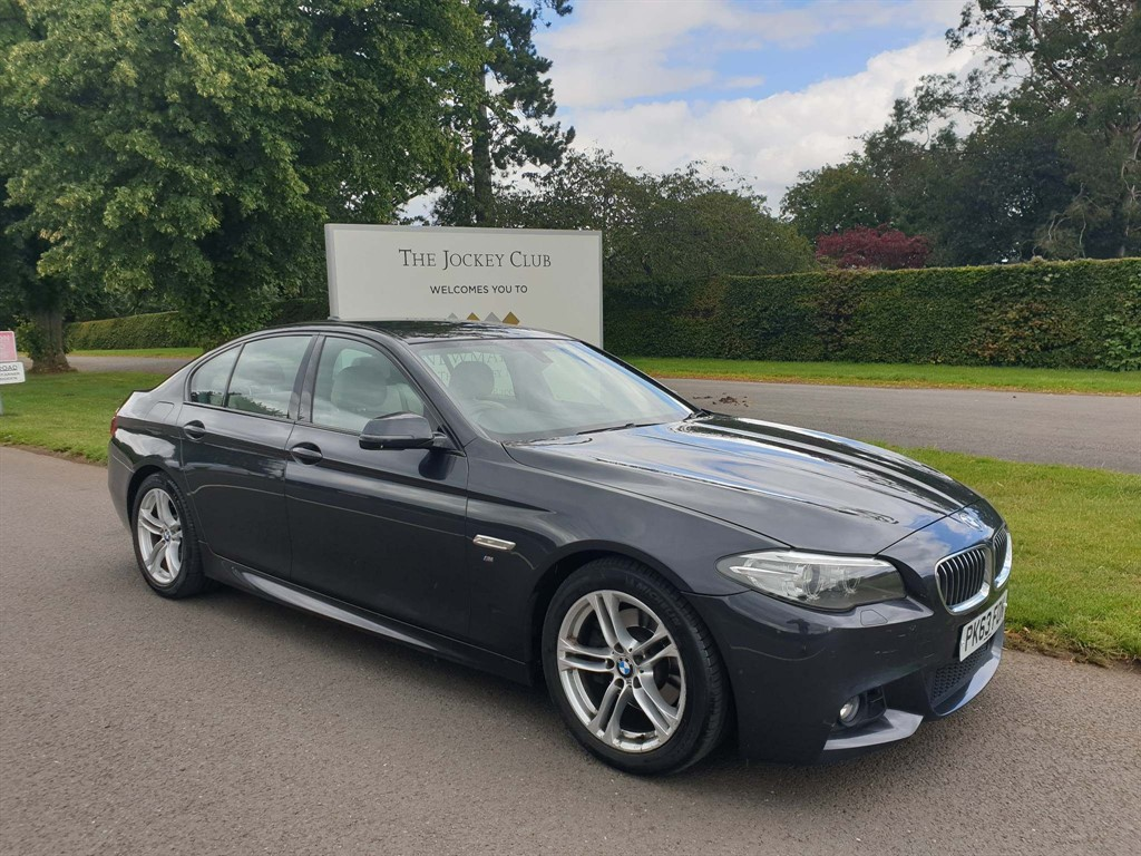 used BMW 520d M Sport in newmarket-suffolk