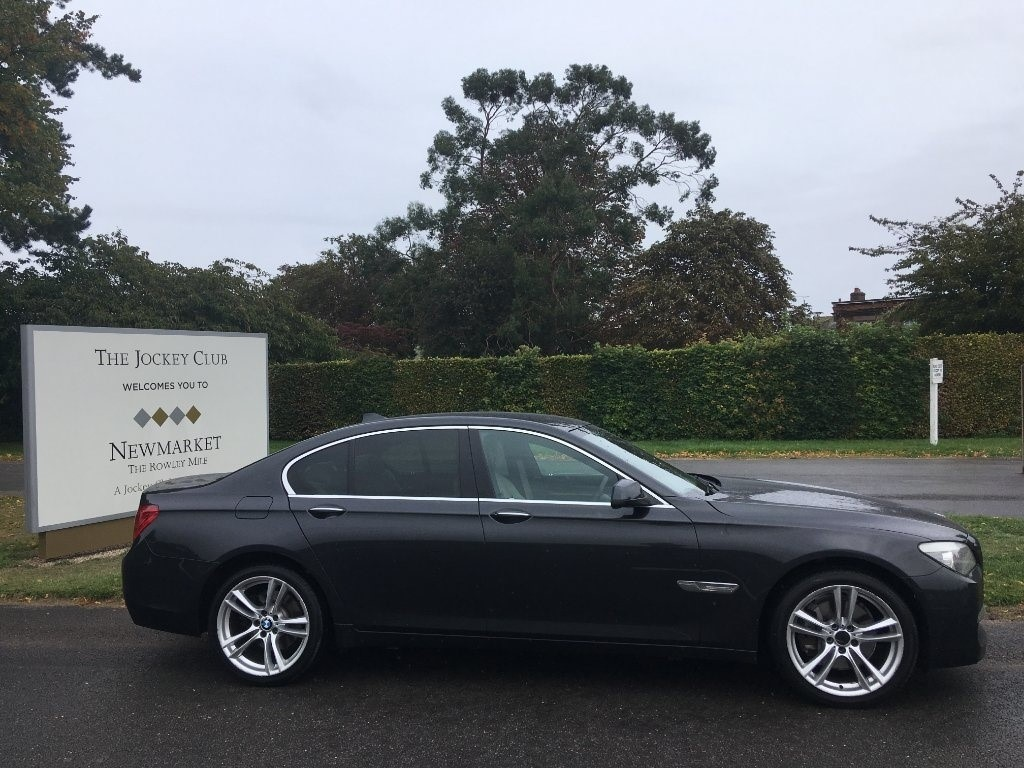 used BMW 730d 7 Series M Sport 4dr in newmarket-suffolk