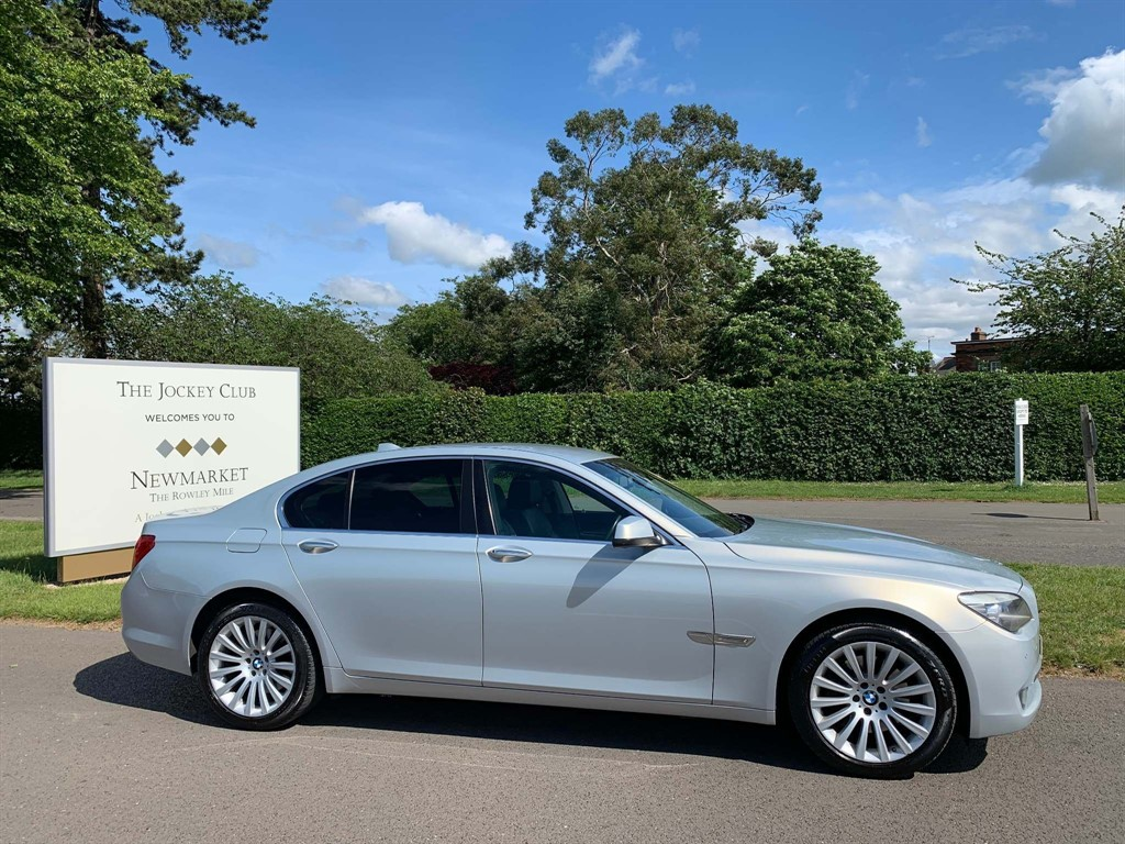 used BMW 730d 7 Series SE Luxury 4dr in newmarket-suffolk