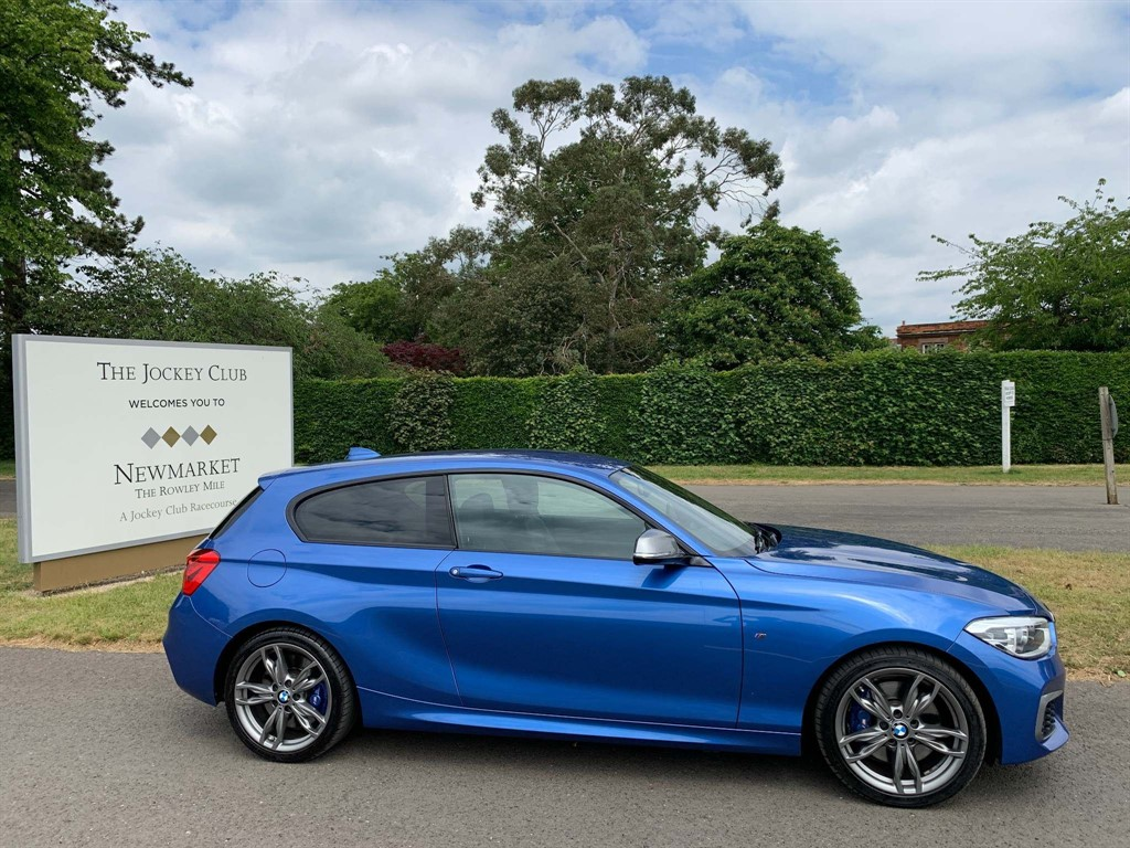 used BMW M140i Auto (s/s) in newmarket-suffolk