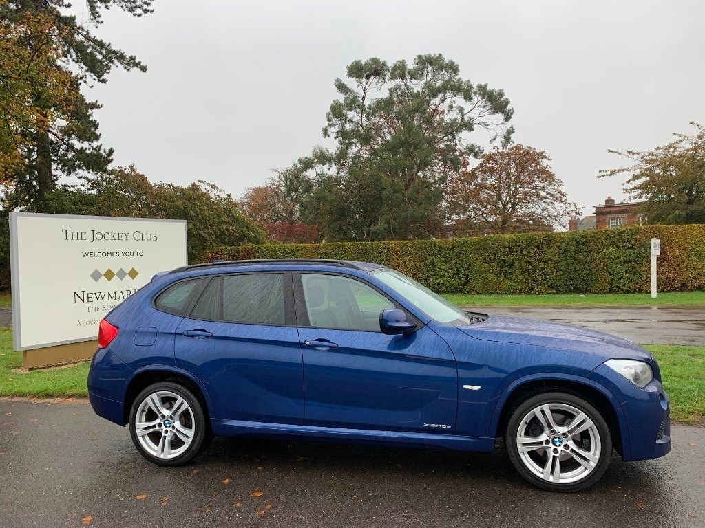 used BMW X1 18d M Sport xDrive 5dr in newmarket-suffolk