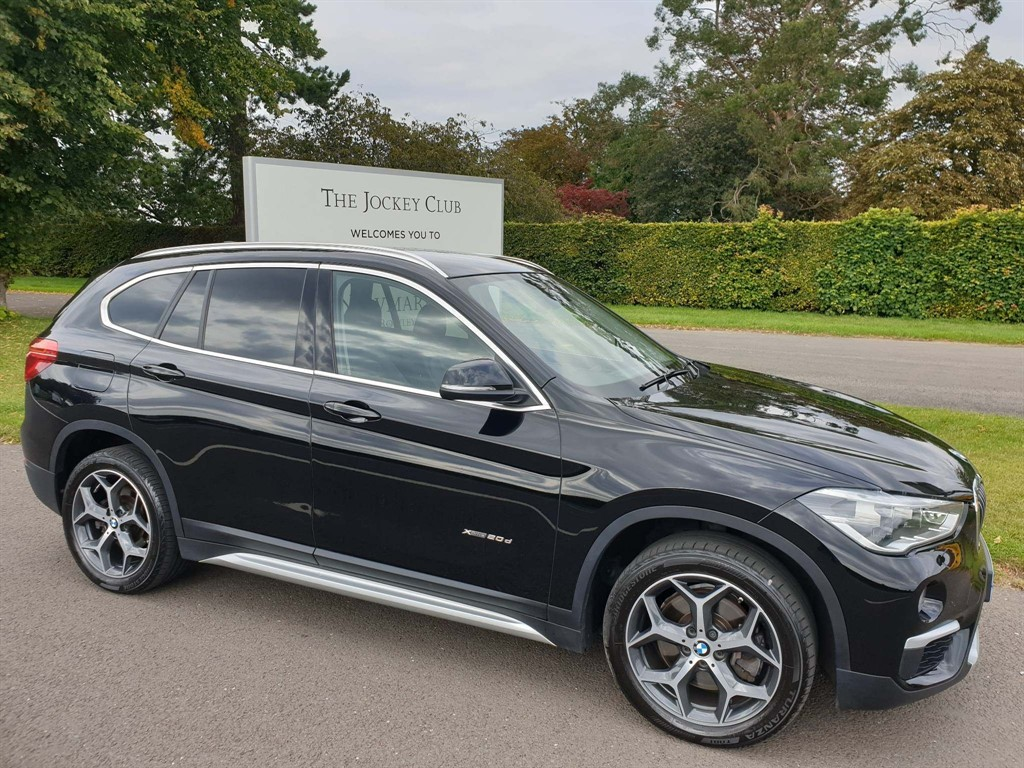 used BMW X1 20d xLine xDrive (s/s) in newmarket-suffolk