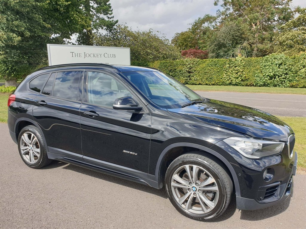 used BMW X1 20d Sport Auto xDrive (s/s) in newmarket-suffolk