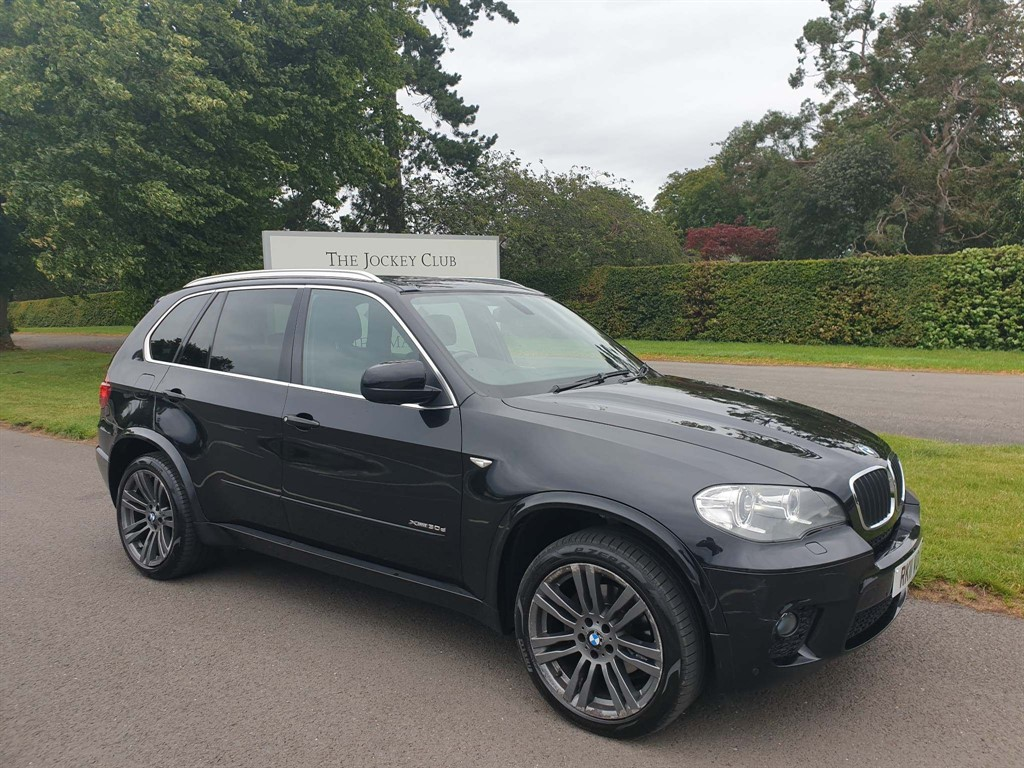 used BMW X5 30d M Sport xDrive in newmarket-suffolk