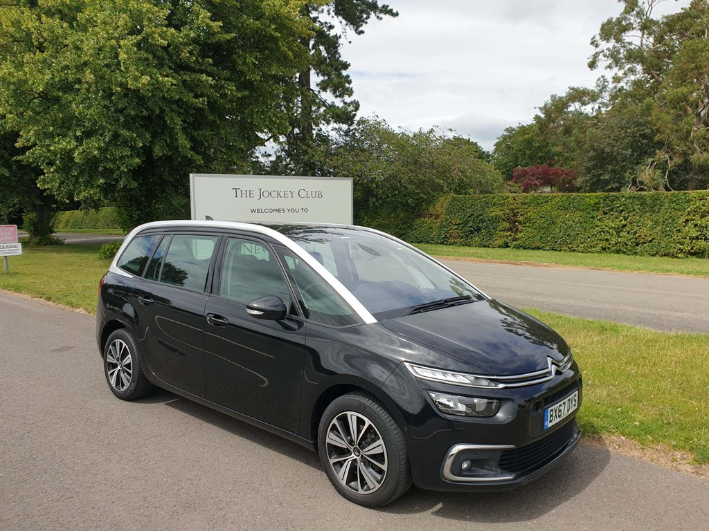 used Citroen C4 Picasso BlueHDi Feel (s/s) in newmarket-suffolk