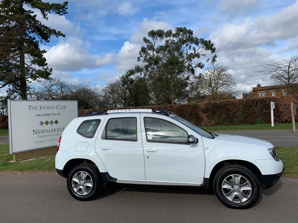 used Dacia Duster dCi Laureate (s/s) 5dr in newmarket-suffolk