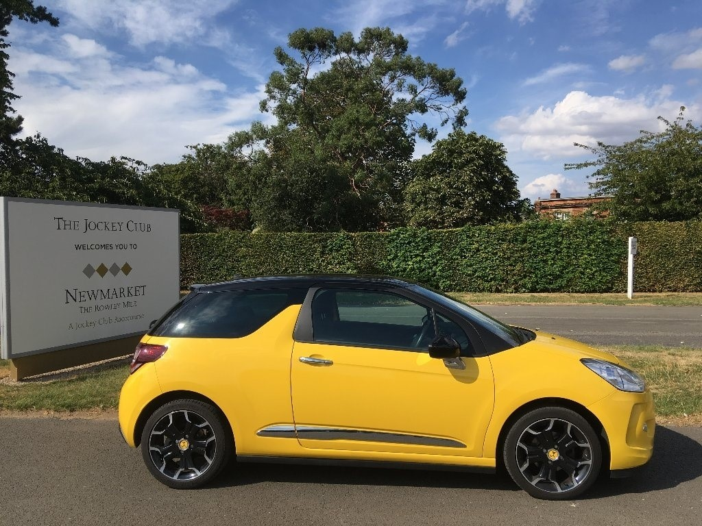used DS 3 BlueHDi DStyle (s/s) 3dr in newmarket-suffolk