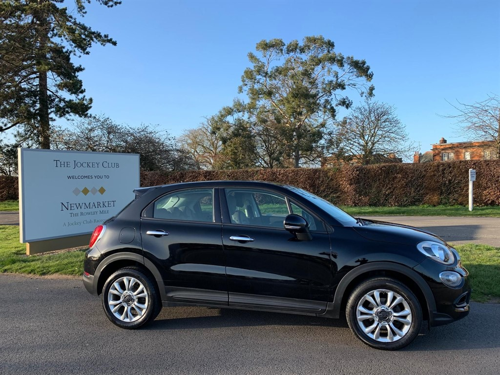 used Fiat 500X MultiAir Pop Star (s/s) 5dr in newmarket-suffolk