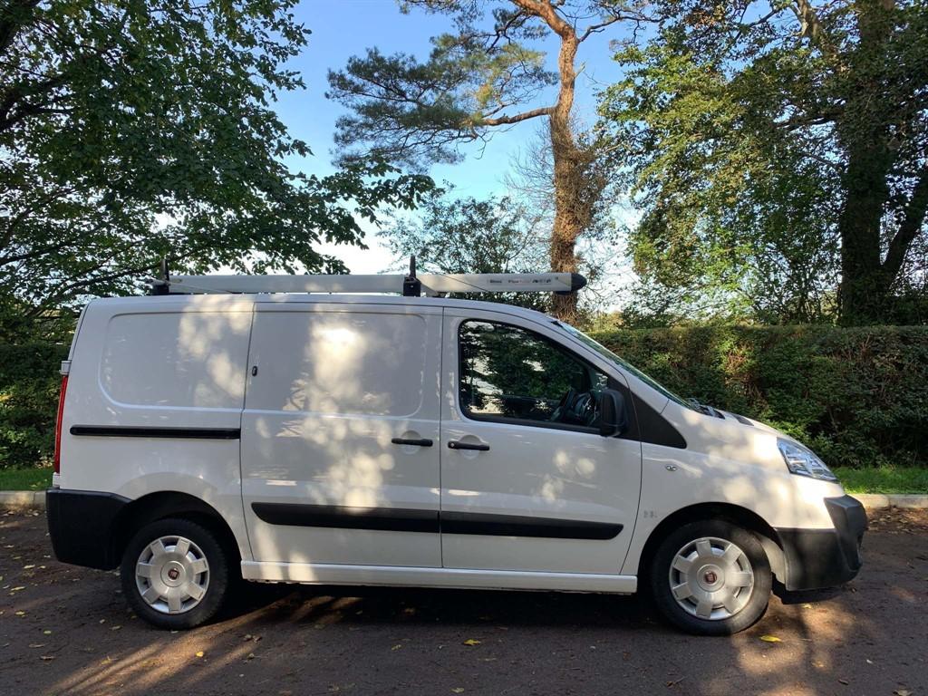 used Fiat Scudo JTD Multijet L1H1 10Q Comfort Panel Van (EU5) in newmarket-suffolk