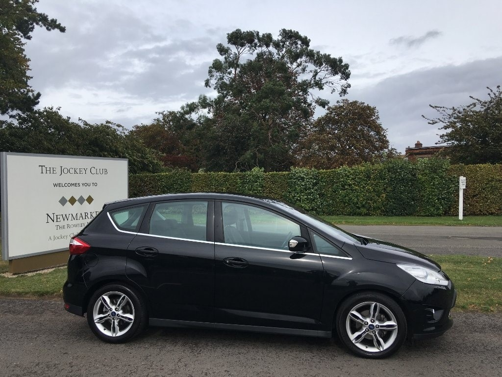 used Ford C-Max TDCi Titanium X 5dr in newmarket-suffolk