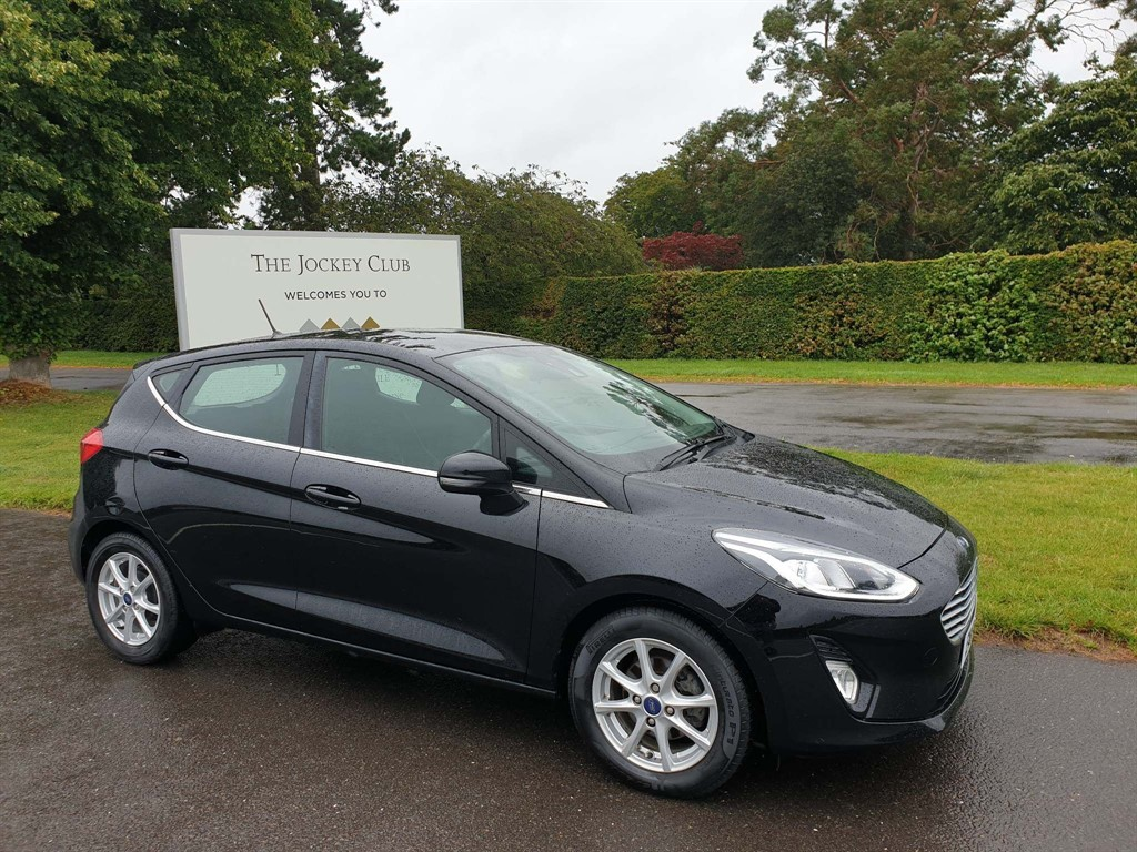 used Ford Fiesta 1.0T EcoBoost Zetec (s/s) in newmarket-suffolk
