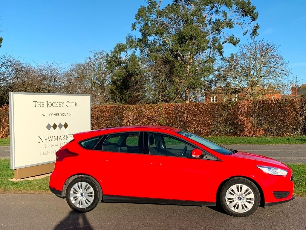 used Ford Focus T EcoBoost Style (s/s) 5dr in newmarket-suffolk
