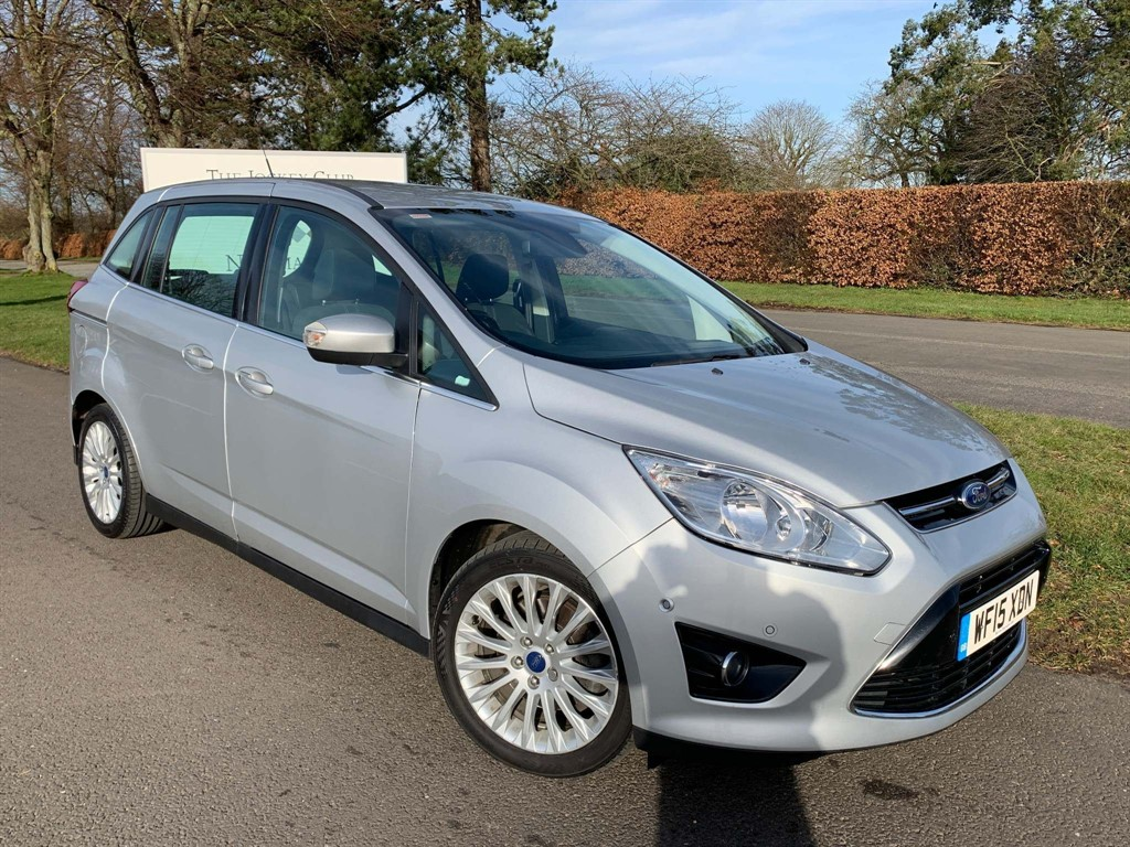 used Ford Grand C-Max 1.6 TDCi Titanium (7 Seats) in newmarket-suffolk