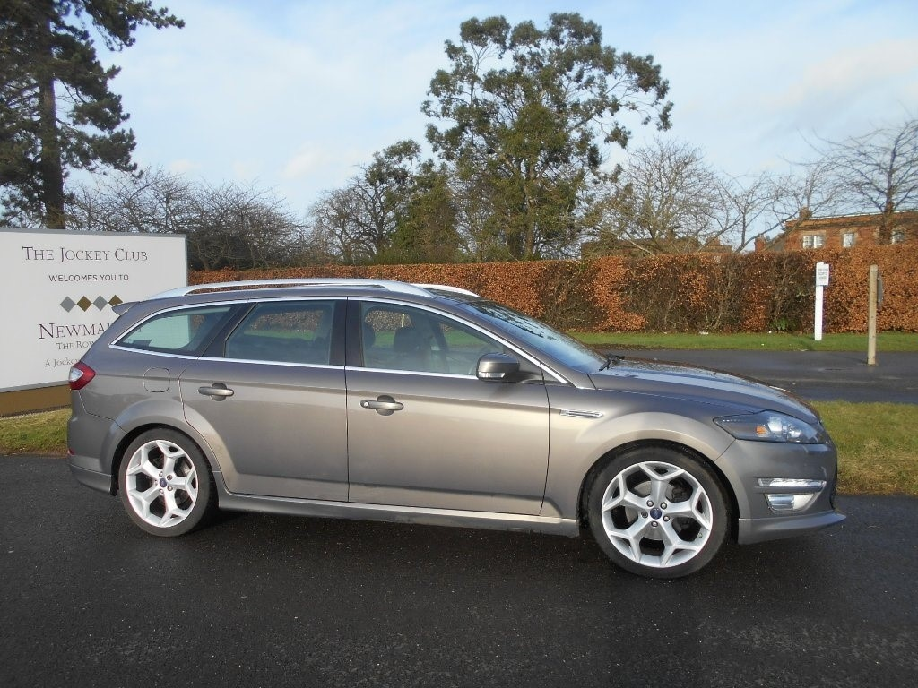 used Ford Mondeo TDCi Titanium X Sport 5dr in newmarket-suffolk