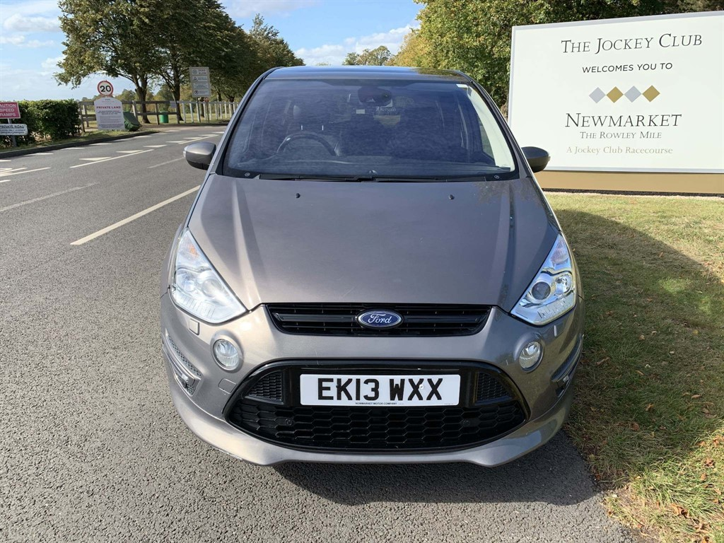 used Ford S-Max TDCi Titanium X Sport 5dr in newmarket-suffolk