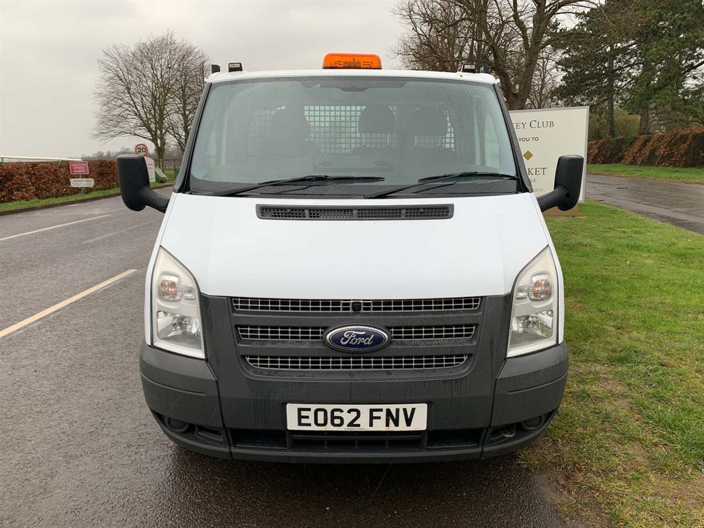 used Ford Transit 2.3 350 Tipper (MWB) in newmarket-suffolk