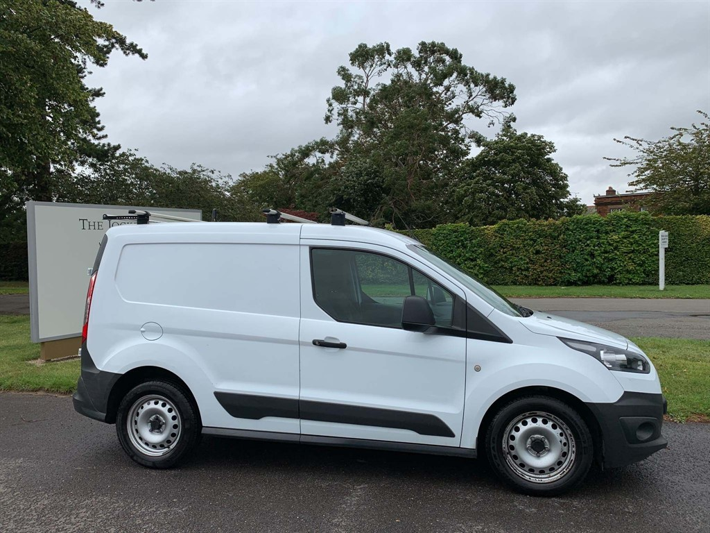 used Ford Transit Connect TDCi L1 200 Panel Van 4dr in newmarket-suffolk