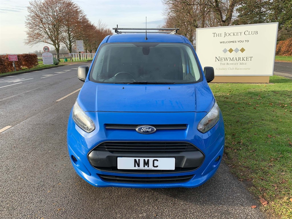 used Ford Transit Connect TDCi 210 L2 Trend 4dr in newmarket-suffolk