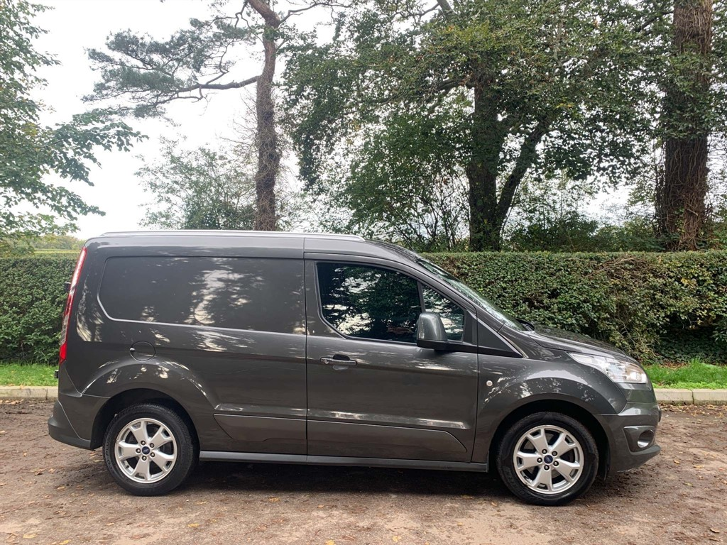 used Ford Transit Connect 200 Limited L1 in newmarket-suffolk