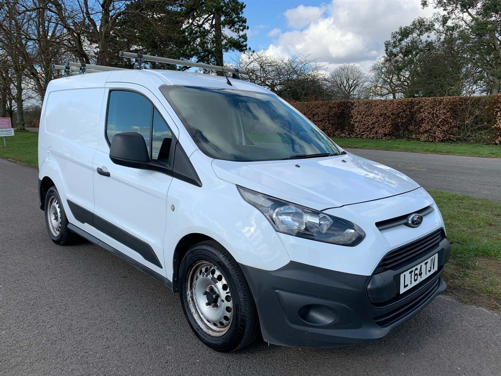 used Ford Transit Connect 220 L1 in newmarket-suffolk