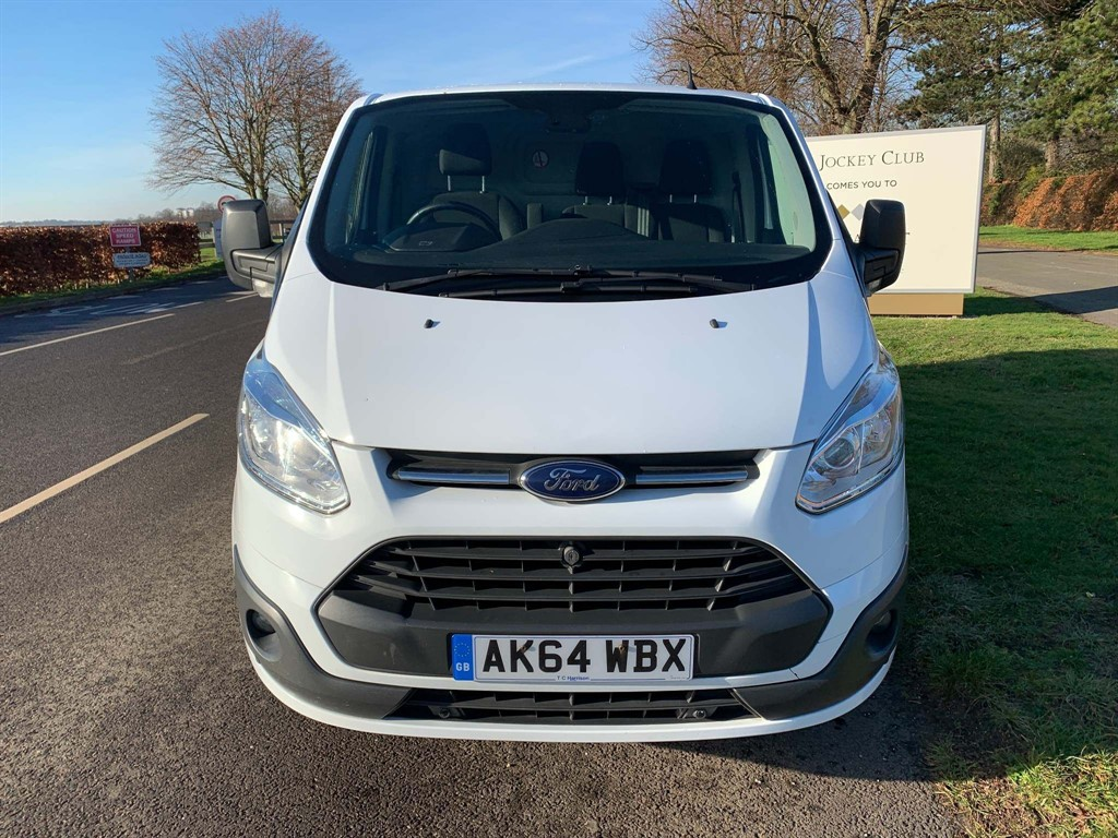 used Ford Transit Custom 330 L1H1 Trend in newmarket-suffolk